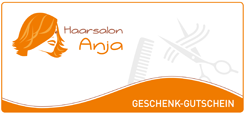 Friseur-Gutschein in Teltow für Haarsalon Anja